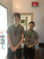 JBD 3rd Place - Josh Grieve, Kevin Vo