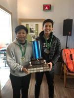 SBD 1st Place - RJ Escuadro, Jason Ling