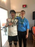 SBD 2nd Place - Matt Zu, Adriaan Van Raaij