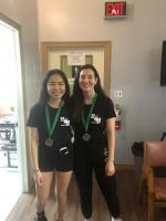 SGD 2nd Place - Emily Tang, Karina Popovici