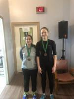 SGD 3rd Place - Jessica Franco, Alexandra Zwerenz